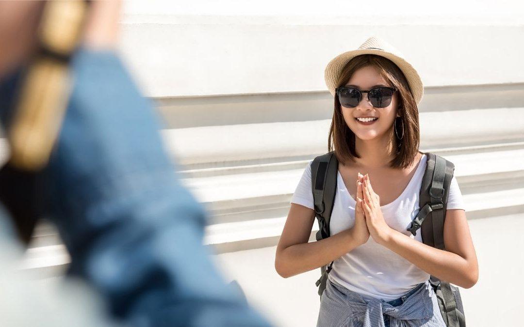 Thai Speaking Lesson: Greetings